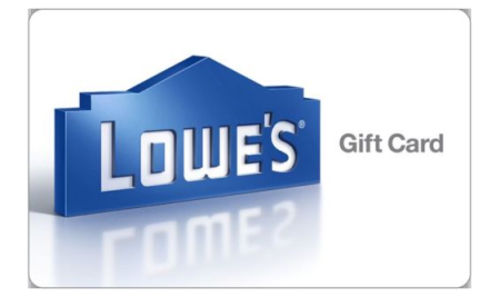 Lowes - Get $10 OFF $100 Gift Card