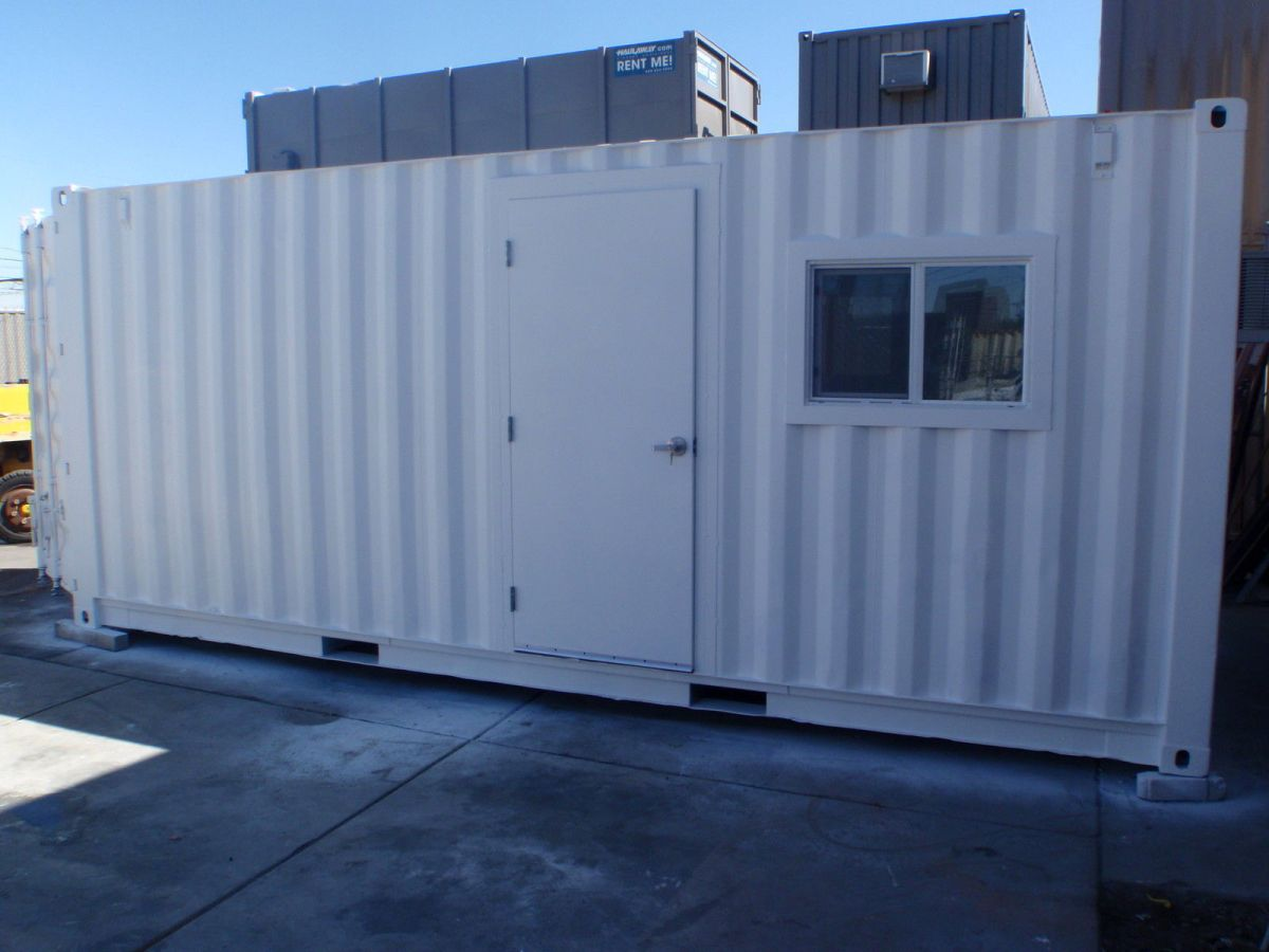 Portable Storage Containers & Office for Sale $5,875.00  - Delivery Available