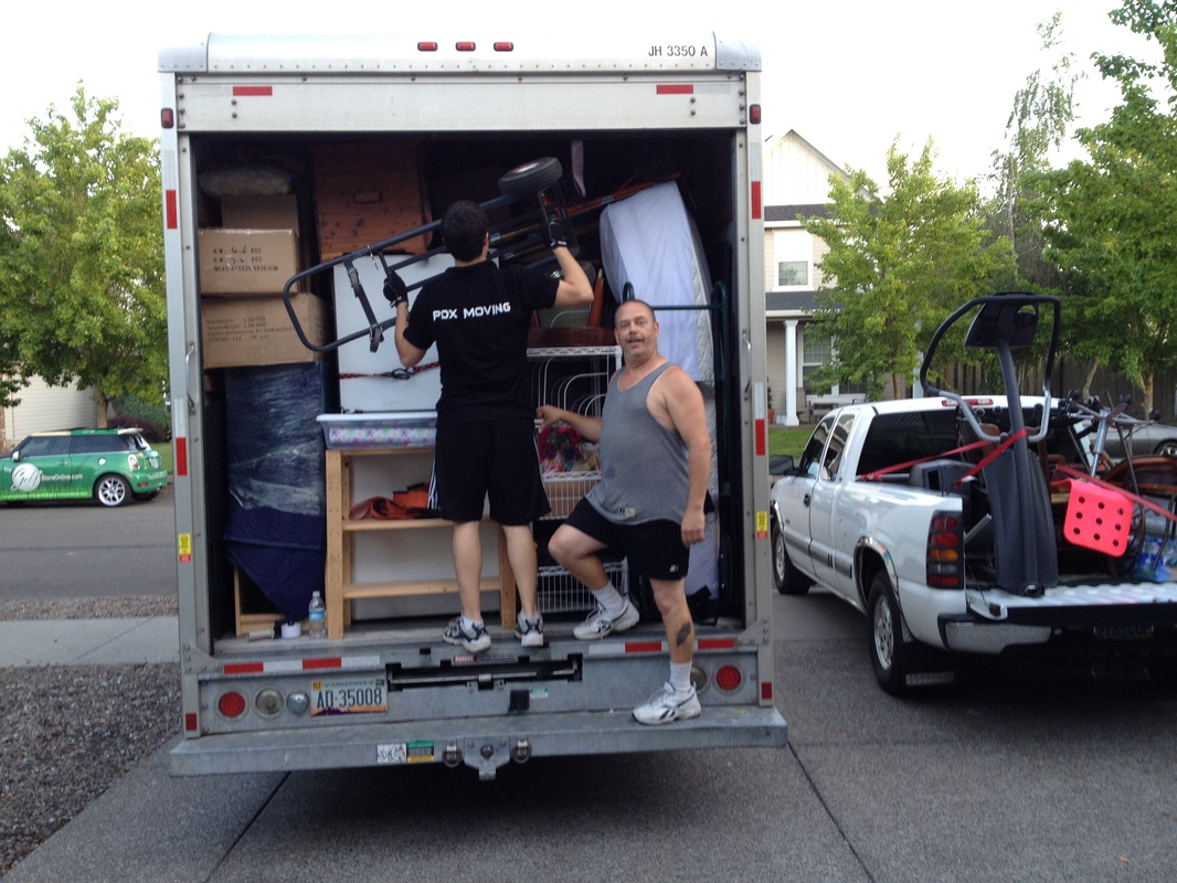 DIY Moving made easy – Hire Movers to Load / Unload Truck ...